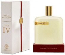 Amouage : Library Collection Opus IV