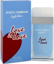 Dolce & Gabbana - Light Blue Love is Love Pour Femme