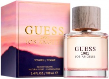 Guess : 1981 Los Angeles Women
