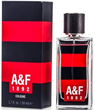 Abercrombie & Fitch : A&F 1892 Red