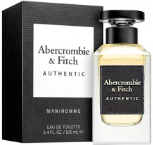Abercrombie & Fitch : Authentic Man