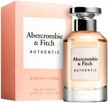 Abercrombie & Fitch : Authentic Woman