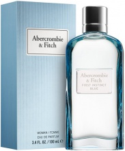 Abercrombie & Fitch : First Instinct Blue For Her
