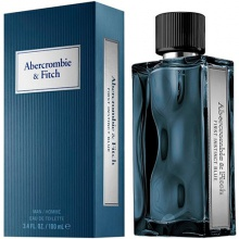Abercrombie & Fitch : First Instinct Blue Man