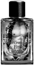 Abercrombie & Fitch : WOODS Cologne