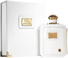 Alexandre.J - Western Leather White
