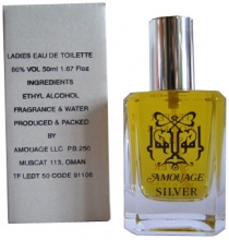 AMOUAGE : Silver Women