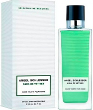 Angel Schlesser : Agua De Vetiver