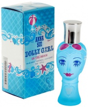 ANNA SUI : Dolly Girl On The Beach