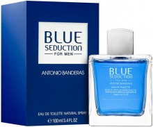 ANTONIO BANDERAS : Blue Seduction For Men