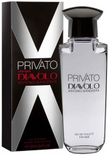 ANTONIO BANDERAS - DIAVOLO For Men Privato