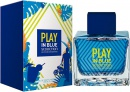 ANTONIO BANDERAS - Play In Blue Seduction For Men