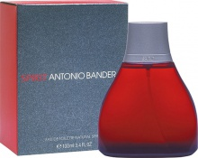 ANTONIO BANDERAS : Spirit For Men