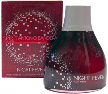 ANTONIO BANDERAS : Spirit Night Fever For Men