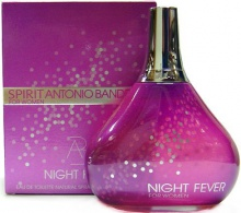 ANTONIO BANDERAS : Spirit Night Fever For Women
