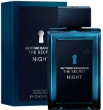 ANTONIO BANDERAS - THE Secret Night