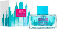 ANTONIO BANDERAS : Urban Seduction Blue For Women