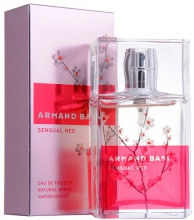 Armand Basi - Sensual Red