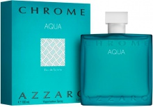 Azzaro : Chrome Aqua