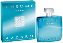 Azzaro : Chrome Summer