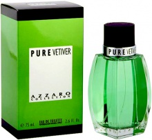 Azzaro : Pure Vetiver