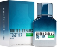 Benetton : United Dreams Together For Him