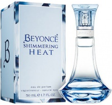 Beyonce : Shimmering Heat